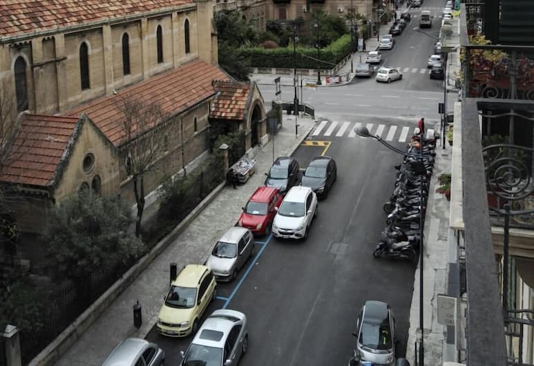 Beautiful Life Palermo, Palerme, Vue depuis l'hôtel