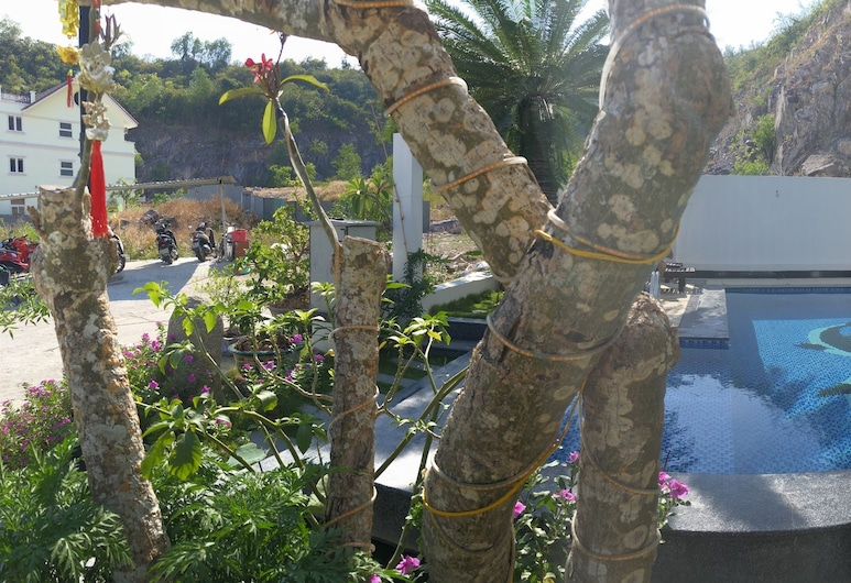 Ngoc Long Villa Nha Trang Ocean View, Nha Trang, Açık Yüzme Havuzu