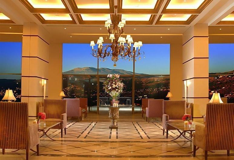 Safir Bhamdoun Hotel, Bhamdoun, Lobby-Lounge