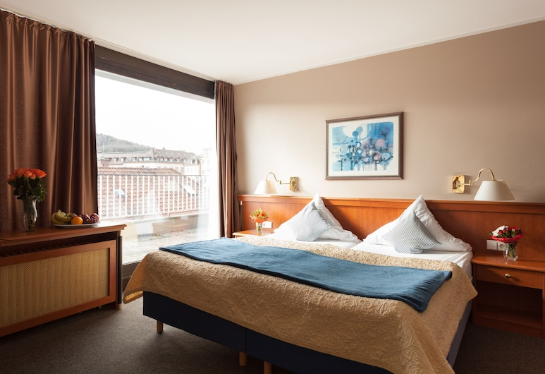 奎勒恩霍夫蘇菲亞飯店, 巴登巴登, 家庭客房, 客房