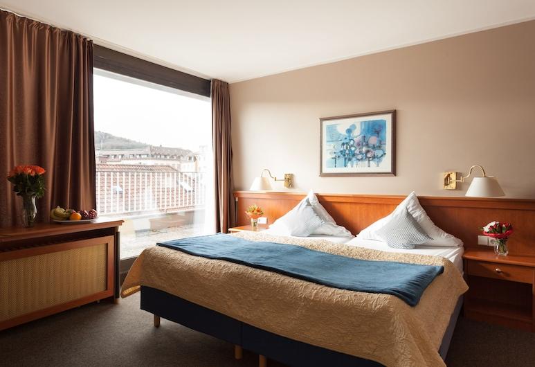 Hotel Quellenhof Sophia, באדן-באדן, חדר משפחתי, חדר אורחים