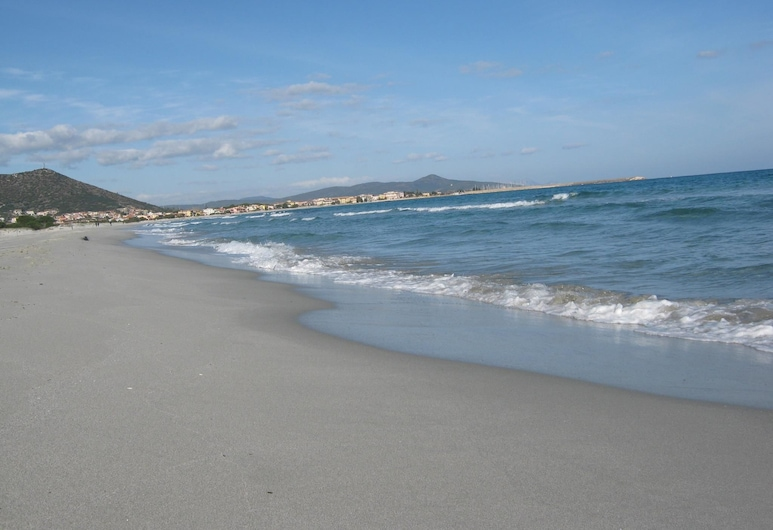 La Rosa, Siniscola, Beach