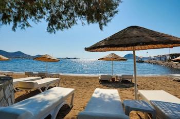 Fotografia do Yalıpark Beach Hotel em Bodrum