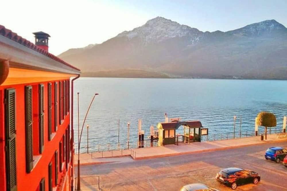 Apartemen Standar, 2 kamar tidur, pemandangan danau, tepi danau - Teras/Patio