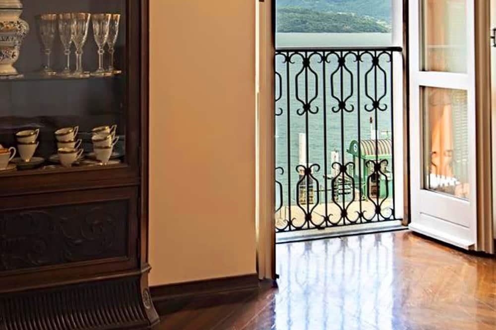 Apartemen Superior, 3 kamar tidur, pemandangan danau - Area Keluarga