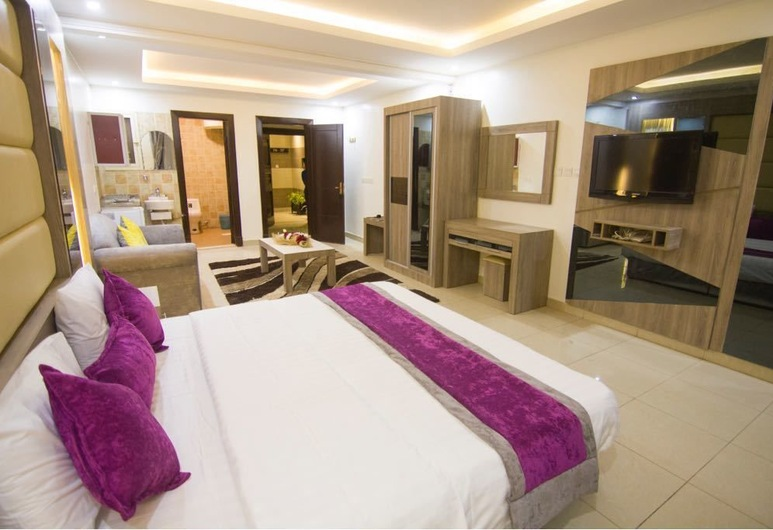 Almakan Hotel 107, Riyadh, Studio, Guest Room
