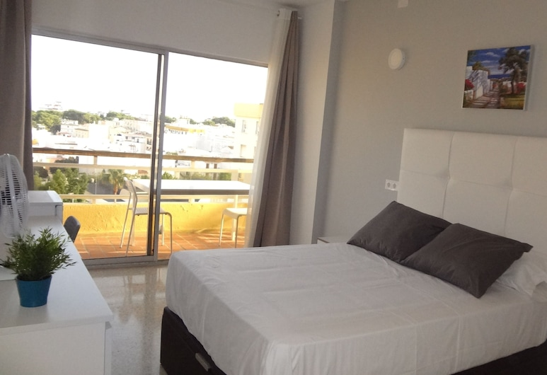 Hotel Carlos I , Torremolinos, Double Room Single Use, Bilik Tamu