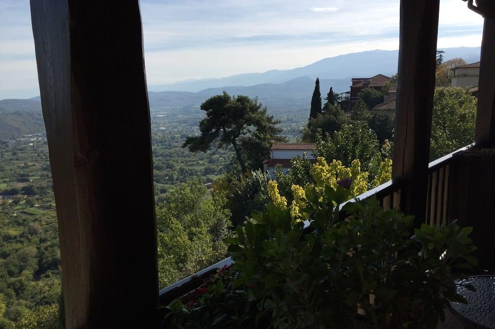חדר זוגי - נוף מהמרפסת