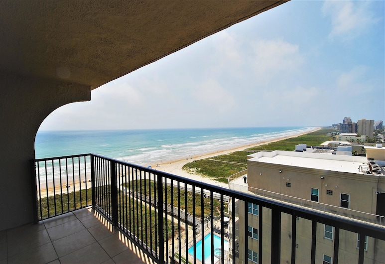 Ocean Vista Unit #1201 3 Bedroom Condo, South Padre Island, Condo, 3 Bedrooms, Balcony