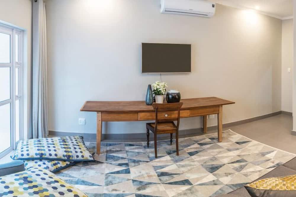 Unit A - Living Area