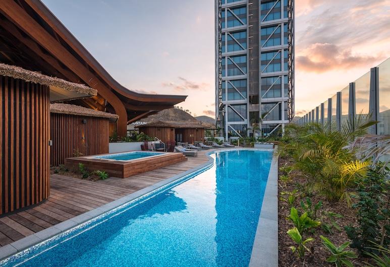 Hilton Port Moresby, Port Morsbis, Baseinas