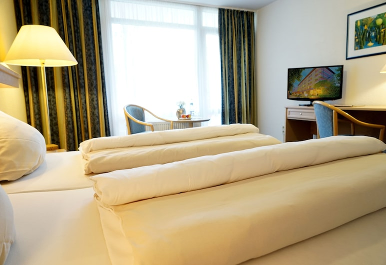 Kurhotel Panland, Bad Fuessing, Double Room, Bilik Tamu