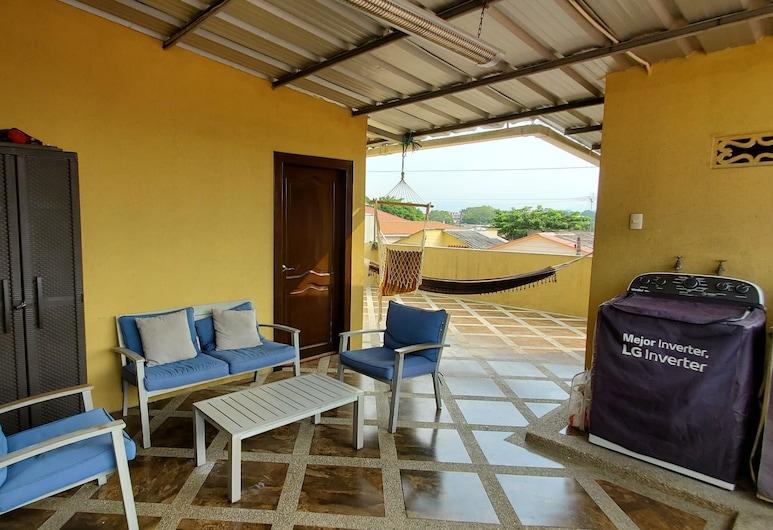 NCG Suite 5, Guayaquil, Terrace/Patio