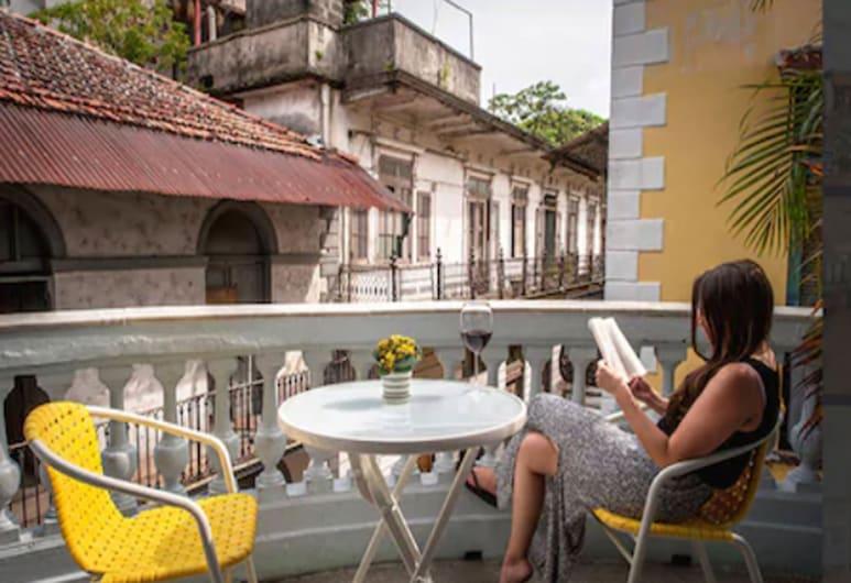 Magnolia Inn, Ciudad de Panamá, Terraza o patio