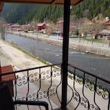 Apart Daire, 1 Yatak Odası, Balkon, Nehir Manzaralı - Balkon