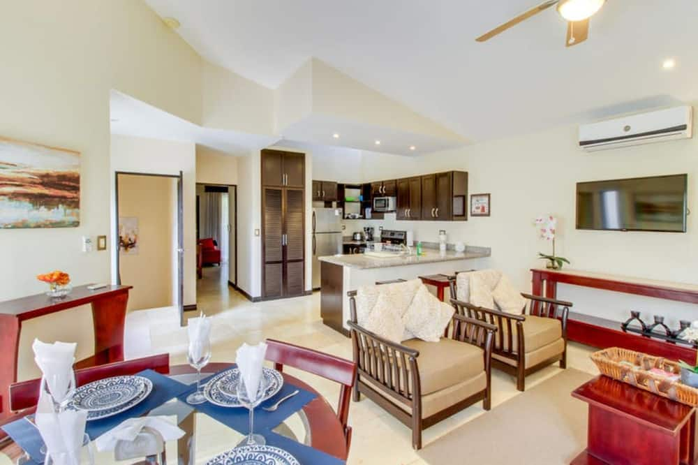Apartamento Confort, 1 habitación, no fumadores - Zona de estar