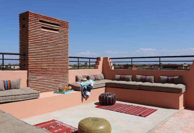 Villa Zahoua, Marrakesh, Teras/Patio