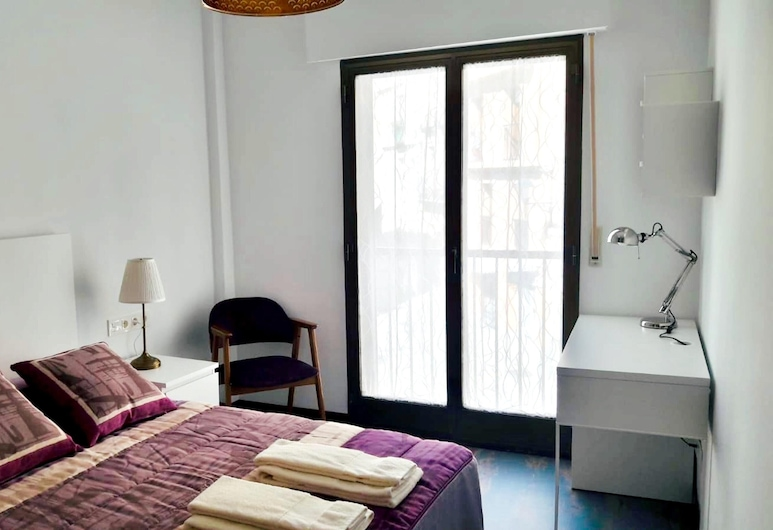 Apartment With 4 Bedrooms in Segovia, With Wifi, Ségovie, Appartement, Chambre