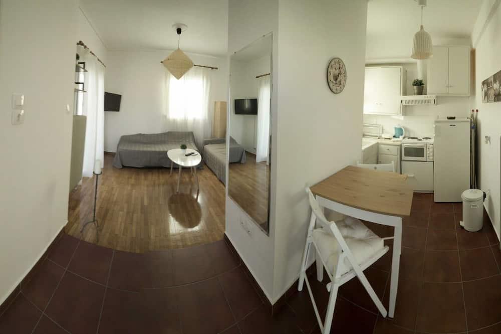 Departamento - Sala de estar