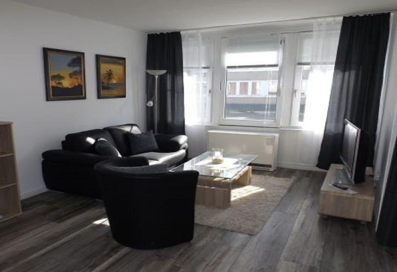 Apartamento luminoso y moderno en el Mar del Norte., Nordstrand