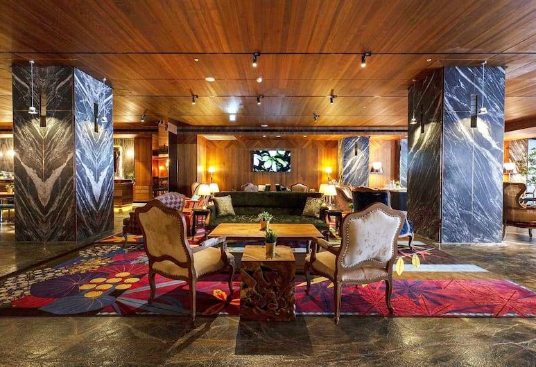Inhouse Hotel Grand, Taichung, Lobby Sitting Area