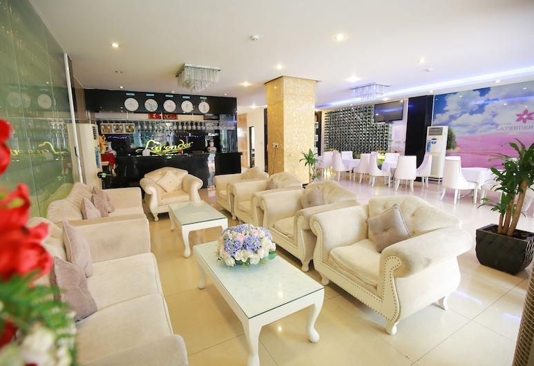 Lavender Hotel, Thu Dau Mot, Lobby Sitting Area