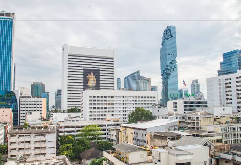 Tarntawan Place Apartments, Bangkok, Deluxe-Apartment, Ausblick vom Zimmer
