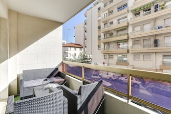 Picture of Suite Cannes Center - Two Terraces - Wifi - AC in Cannes