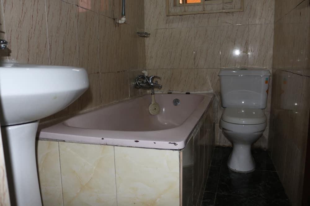 Quarto de Luxo - Casa de banho