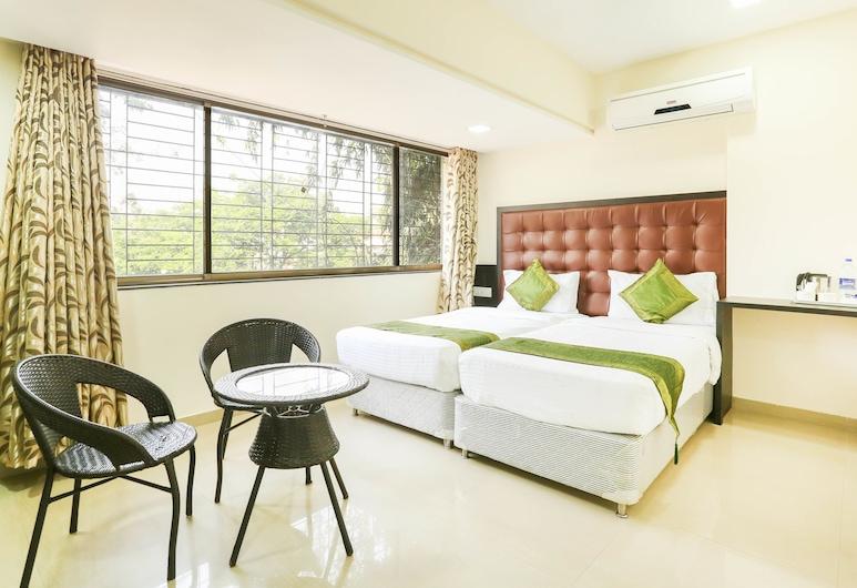 Treebo Aviva Executive Mumbai, Mumbai, Basic Room, Guest Room
