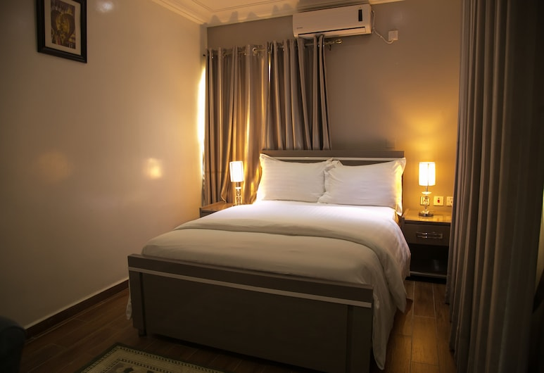 Bella Afrik, אבוג'ה, חדר קלאסי, חדר אורחים