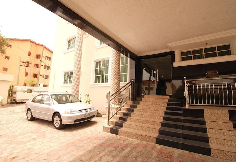 Belvoir Hotel, אבוג'ה, שטחי הנכס