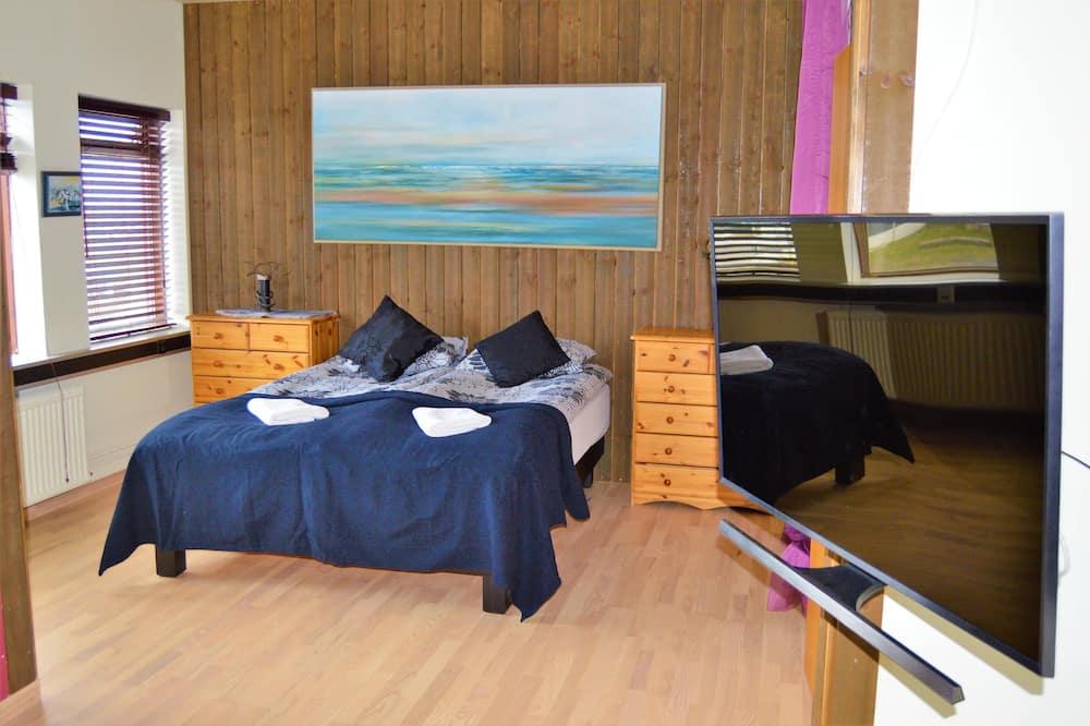 Liukso klasės apartamentai, 3 miegamieji - Svečių kambarys