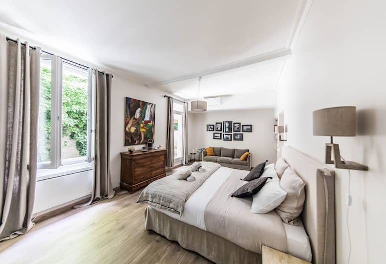 La Demoiselle, Avignon, Guest Room