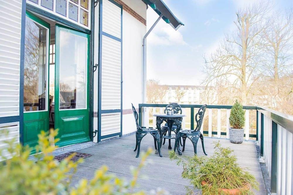 Chambre Double Confort, 1 grand lit, balcon - Terrasse/Patio