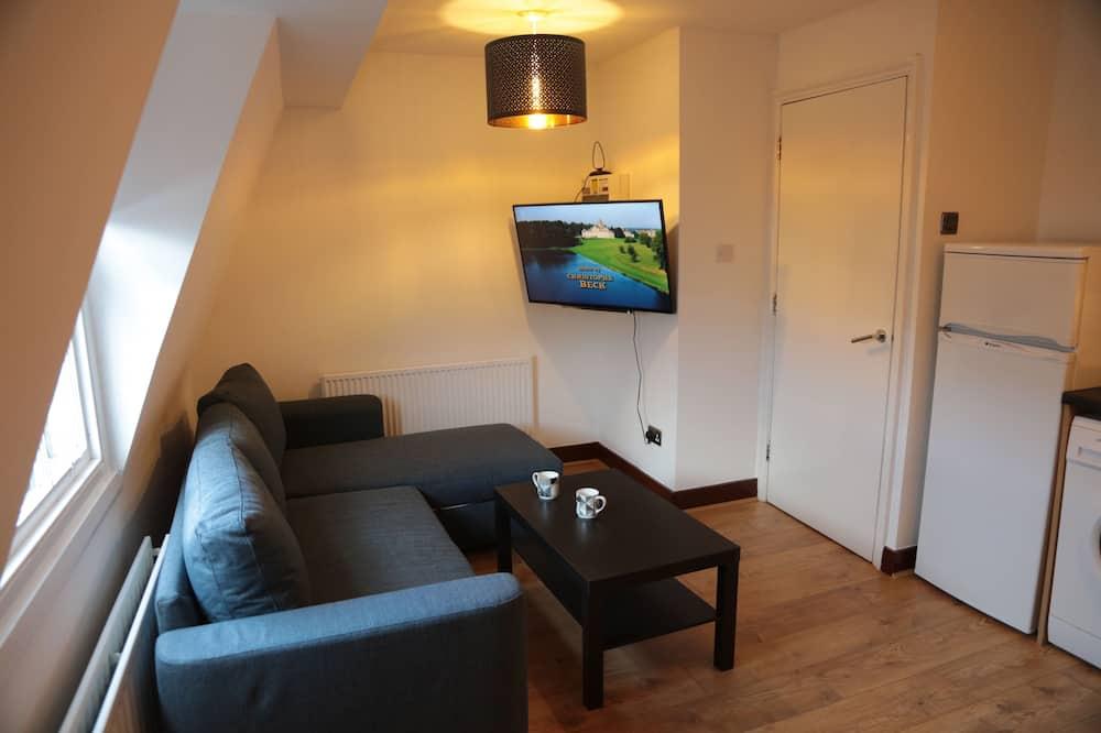 Third Floor Apartment - Καθιστικό