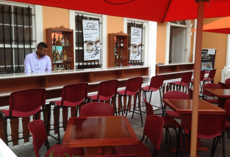 Gran Casona Hostal, Iquique, Bar do Hotel