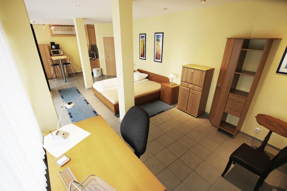 商務公寓 - 客廳