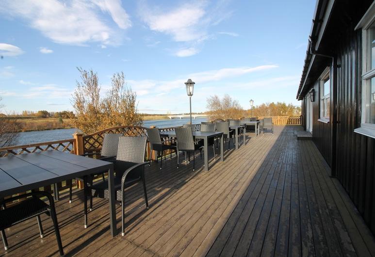 Cafe Arhus Hella, Rangárþing ytra, Refeições no exterior