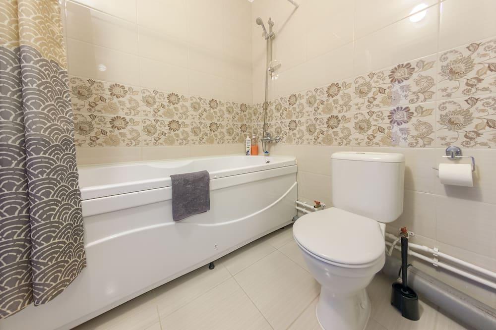 Comfort Apartment, 1 Bedroom - Bilik mandi