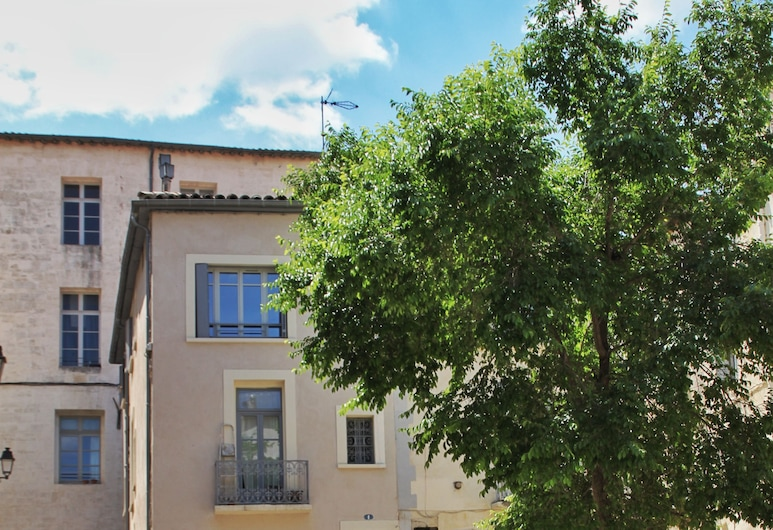 La Dolce Vita Studio Ecusson, Montpellier, Boendets framsida
