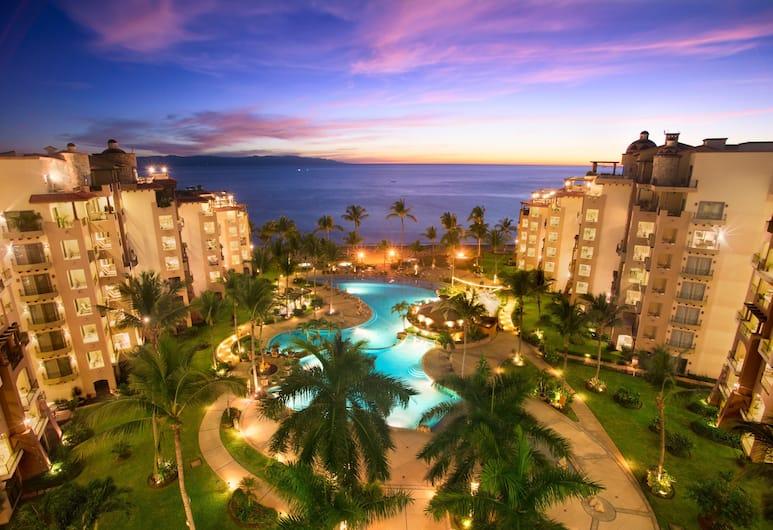 Family Luxury Residences by Villa La Estancia Riviera Nayarit- All Inclusive, Nuevo Vallarta, Vaade õhust