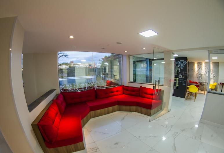 Hotel Life, Canoas, Lobi