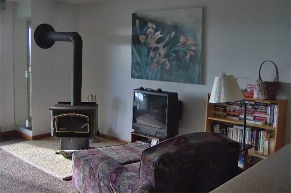 Daire, 1 Yatak Odası, Balkon, Okyanus Manzaralı - Oturma Alanı