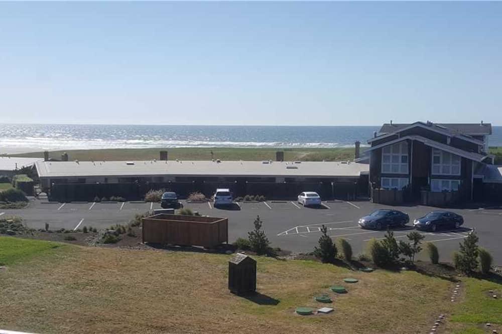 Lakás, 2 hálószobával, kandalló, kilátással az óceánra - A szálláshely külső területe