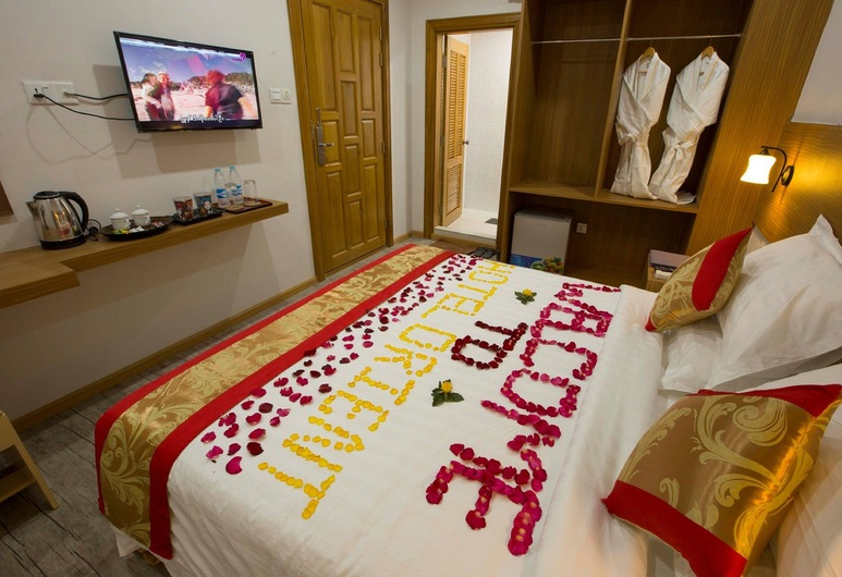 Orient Hotel, Mandalay