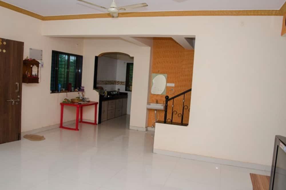 Comfort-Haus, 2Schlafzimmer - Wohnzimmer