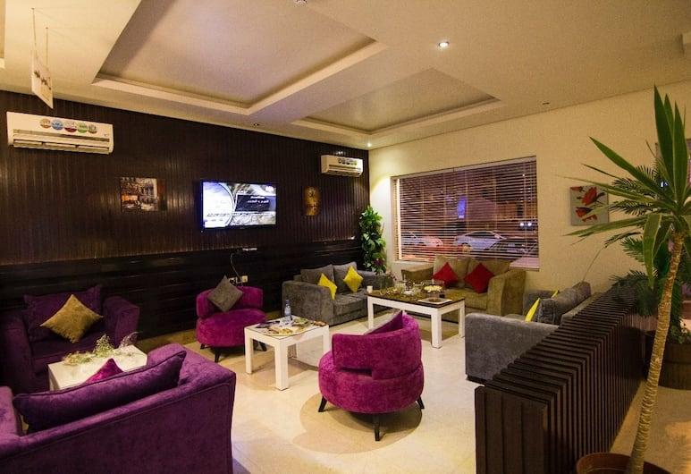 Aram House Hotel Apartments, Riyadh, Lobby Sitting Area