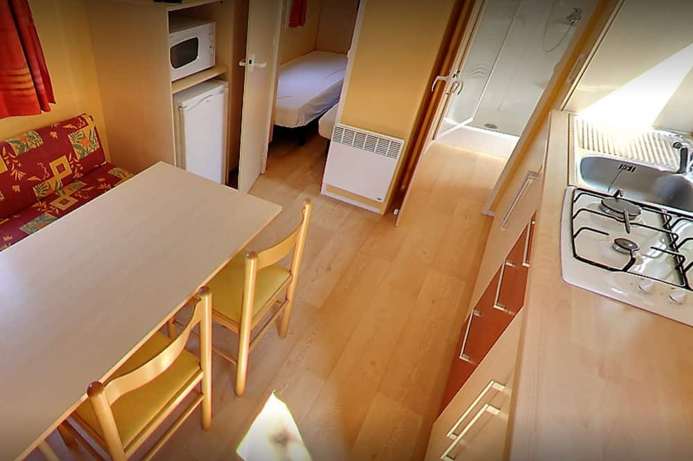Mobile Home (Titana) - Coin séjour