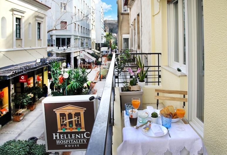 Hellenic Hospitality House, Atena